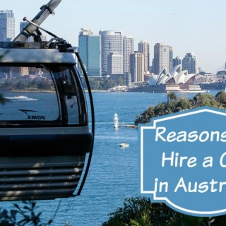 Reasons to Hire a Car in Australia