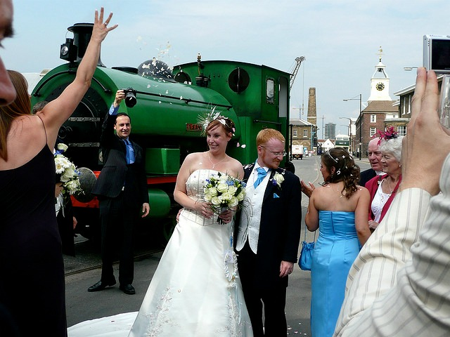 train-depot-wedding