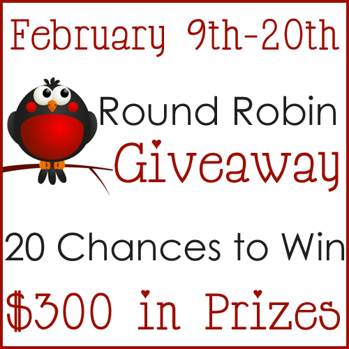 Feb 2015 RR Giveaway