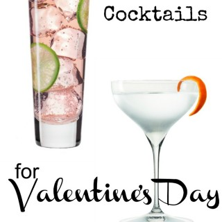 Low Calorie Cocktails for Valentine's Day