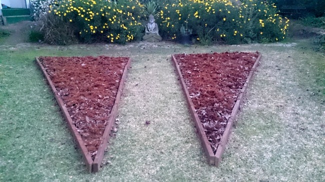 mulched-beds