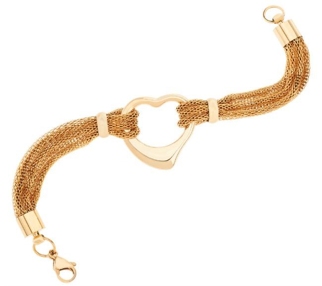 stainless-steel-heart-bracelet