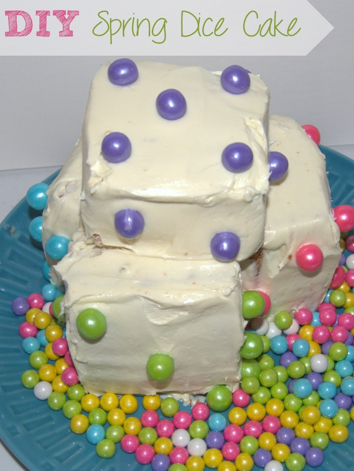 diy-spring-dice-cake