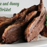 Red Wine and Honey Braised Brisket Recipe