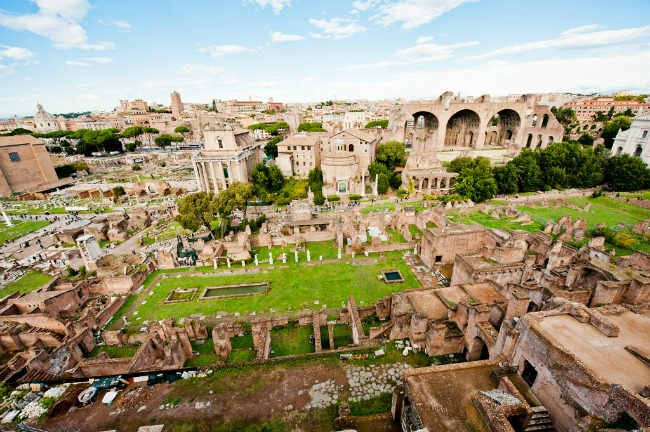 the-forum-rome
