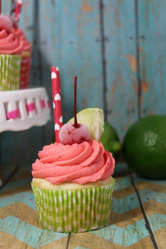 Cherry Limeade cupcake-650