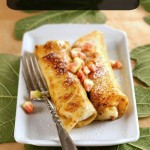 Fig and Port Wine Blintzes-wm