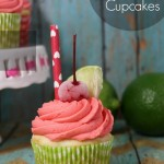 Make These Cherry Limeade Cupcakes from Scratch