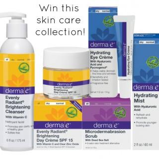 derma-e-giveaway