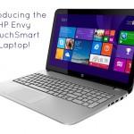 HP Envy TouchSmart Laptop Overview #AMDFX