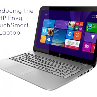 HP Envy TouchSmart Laptop Overview #AMDFX