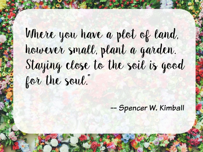 Gardening Quotes That Will Make You Want To Dig In How