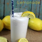 Copycat Chick Fil A Frosted Lemonade