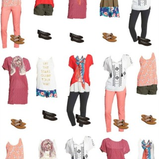 Mix and Match Fashion Board - Nordstrom Sale 750