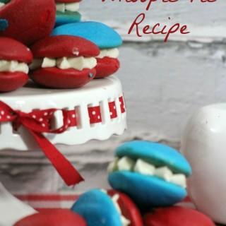 Patriotic Whoopie Pies recipe700