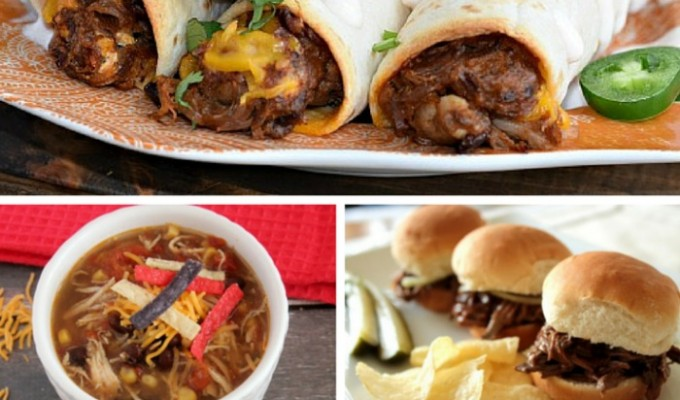 12 Slow Cooker Dinner Ideas Your Family is Sure to Love