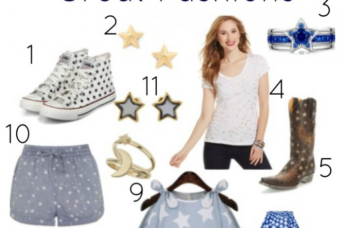 Get starstruck with these great fashions
