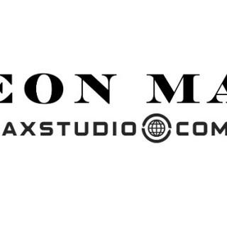 leon max studio logo lg