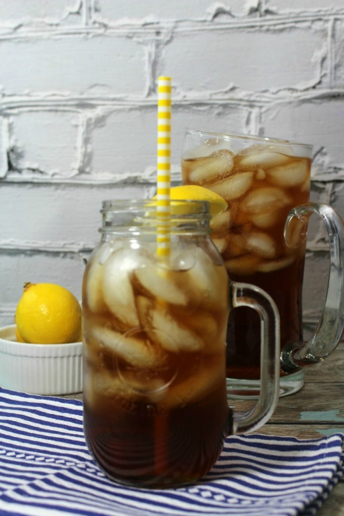 perfect southern sweet tea