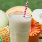 Fresh Summer Melon Smoothie to Kickstart Your Day