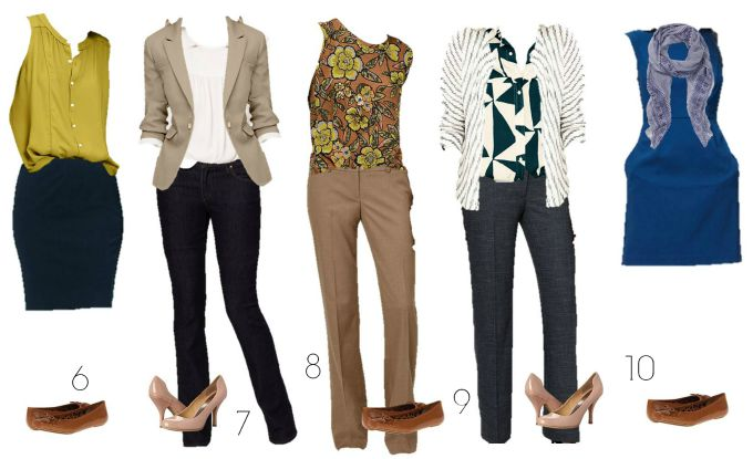 Loft Mix and Match Wardrobe 6-10