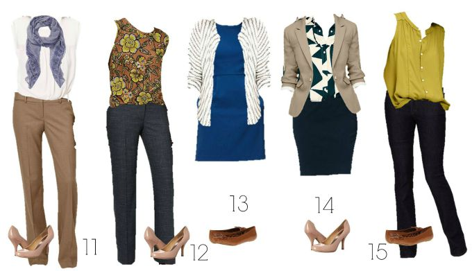 loft Mix and Match Fashion 11-15