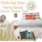 16 Budget Friendly Chic Dorm Room Essentials for Her