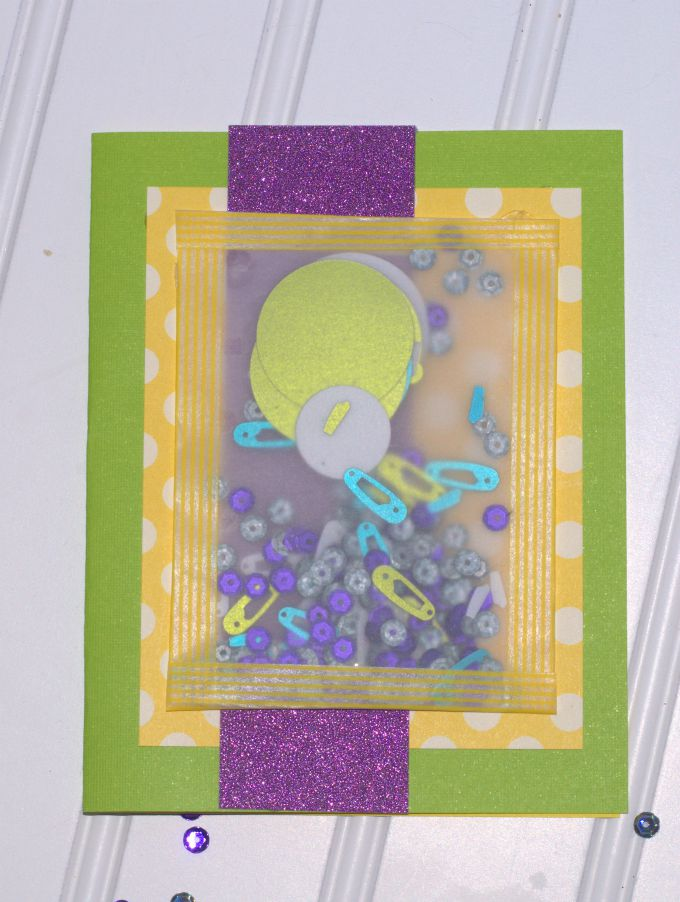 luvs baby sprinkle invitation 3