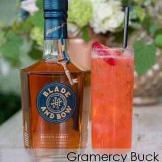 Gramercy Buck cocktail