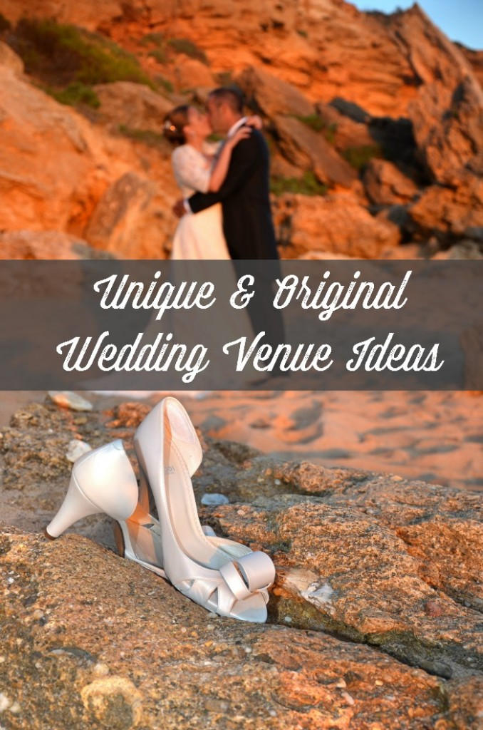 unique and original wedding venue ideas