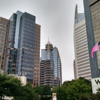 midtown atlanta skyscrapers