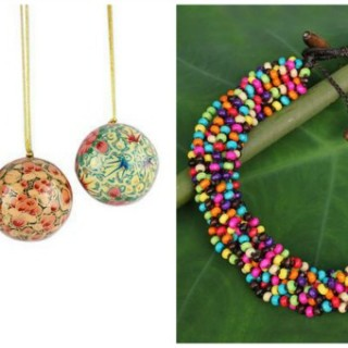 Find Artisan Goods with Novica + Giveaway