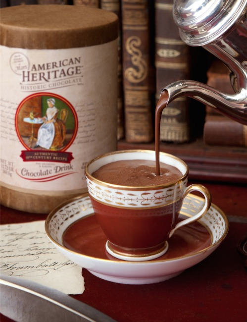 american heritage chocolate drink