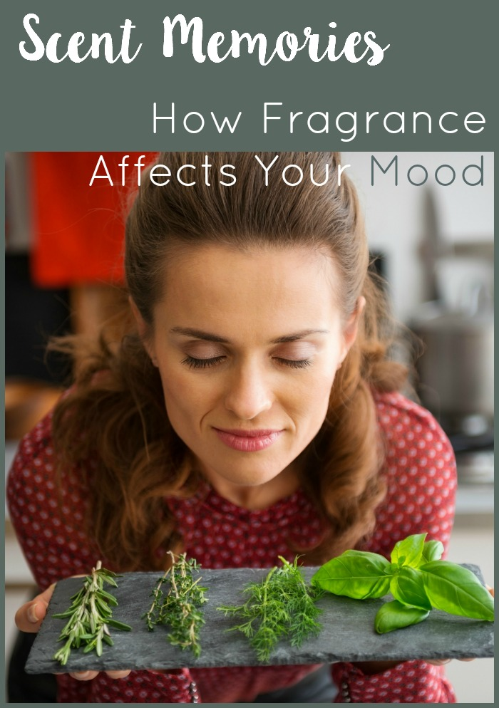 How Fragrance affects your mood