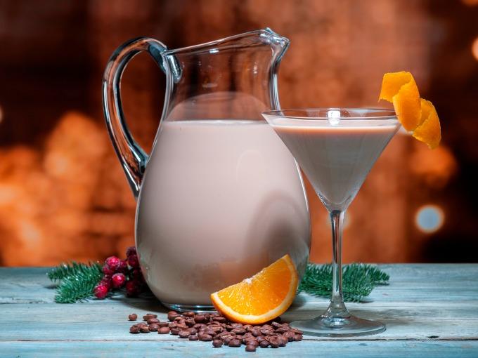 Orange Espresso Margarita