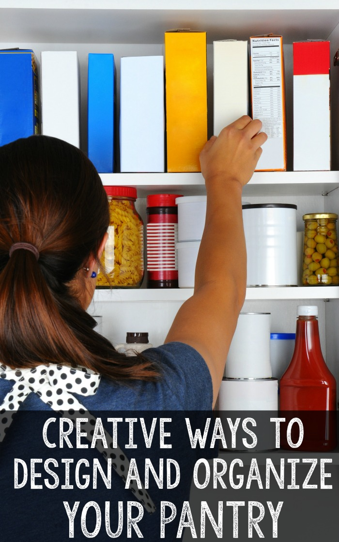 Creative Ways To Design And Organize Your Pantry