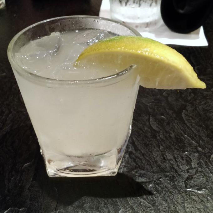 Georgia Mule cocktail