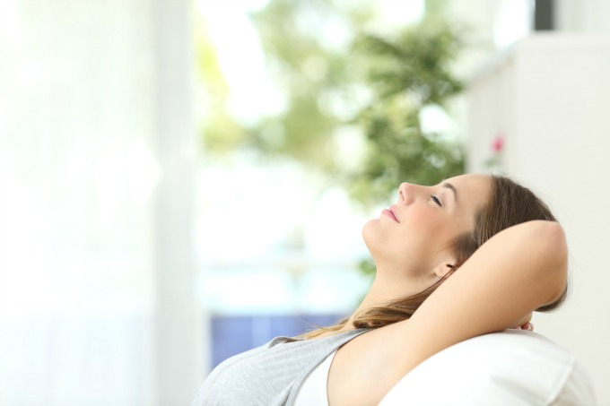 Fresh air improves your indoor air quality
