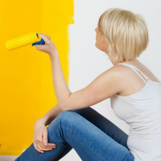 12 Great Tips and Tricks for Painting with a Roller