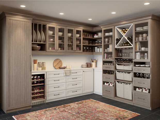 Display pantry