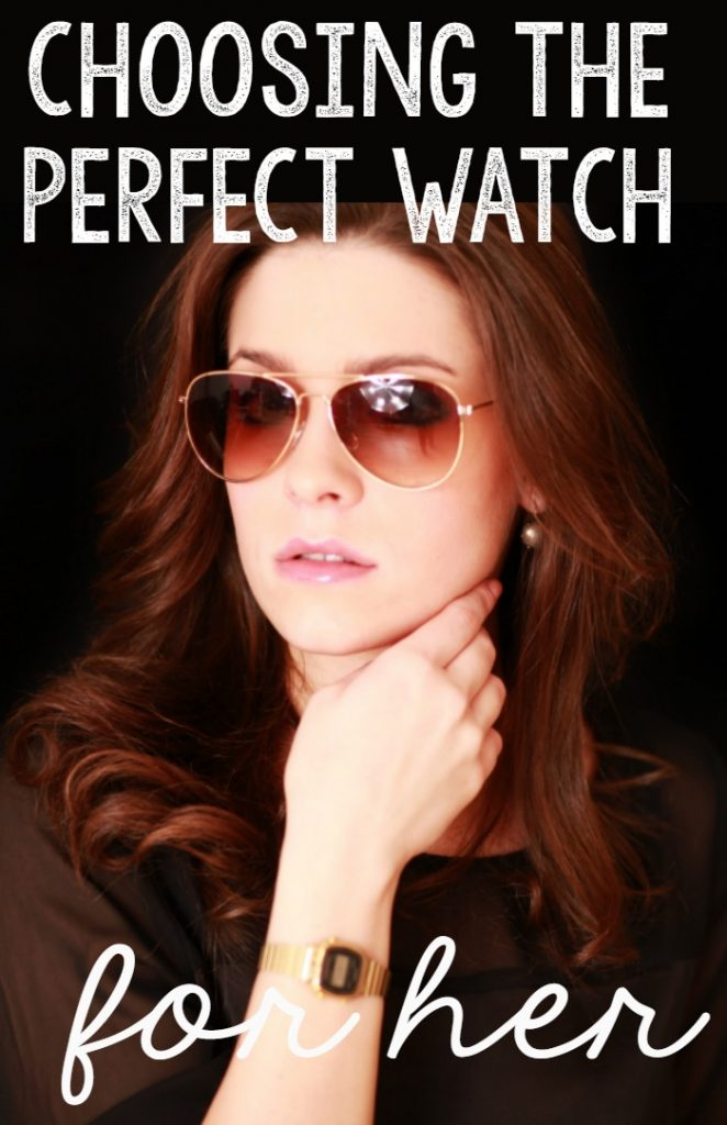 How to choose the perfect watch for her