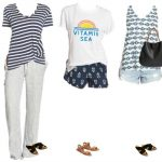 Summer Mix and Match Wardrobe from Nordstrom