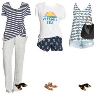 Nordstrom summer Mix and Match Fashion styles 6-10