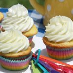 Make These Delicious Sweet and Tangy Lime Curd Cupcakes