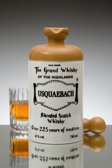 usquaebach Flagon