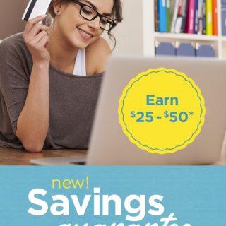 Introducing Savings Guarantee from Coupons.Com