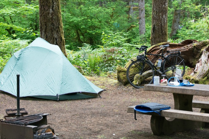 Camping gear essentials