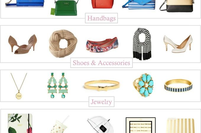 20 Kate Spade Designer Items under $150