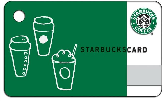 Enter to win a $25 Starbucks Gift Card