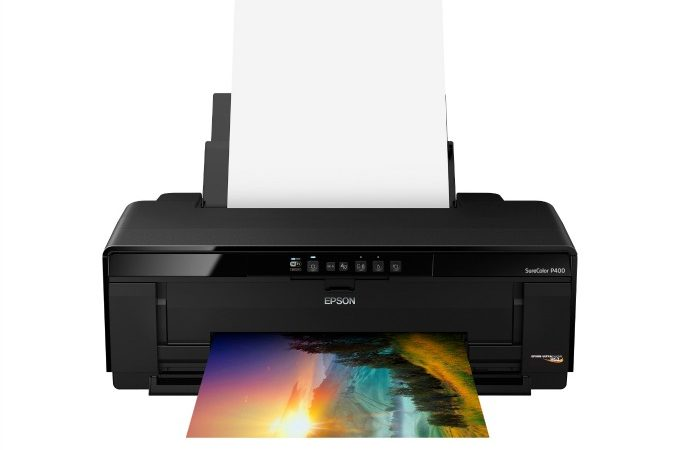 Epson SureColor P400 Wide Format Printer